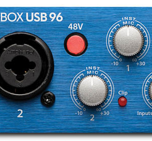 PreSonus AudioBox USB 96 2.2