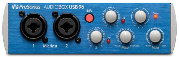 PreSonus AudioBox USB 96 2.2