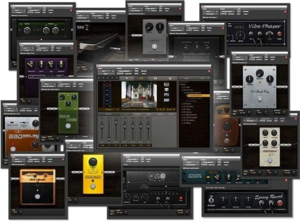 Pro Tools Complete Plug-In Bundle Pack Annual Subscription