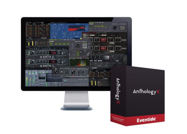 Eventide Anthology XI Plug-in Bundle