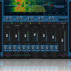 Blue Cat MB-7 Mixer