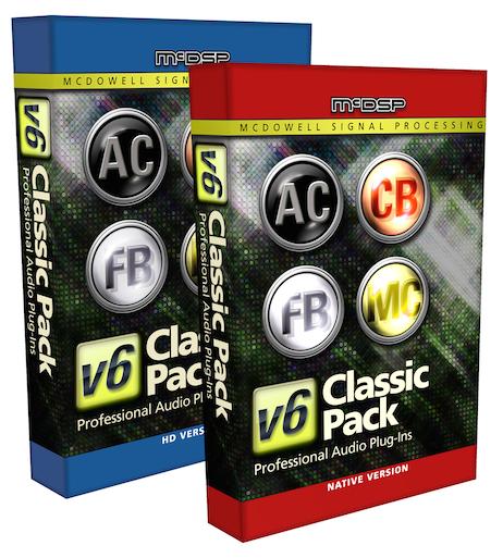 McDSP Classic Pack Native
