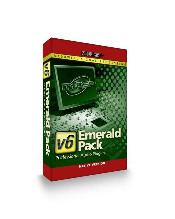 McDSP Emerald Pack Native v6 Plug-in Bundle