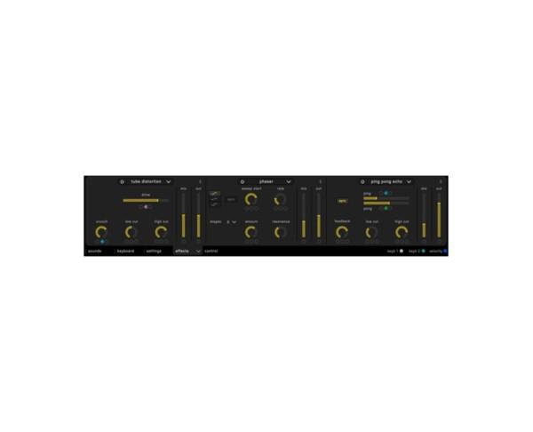 FAW Circle2 Synthesizer