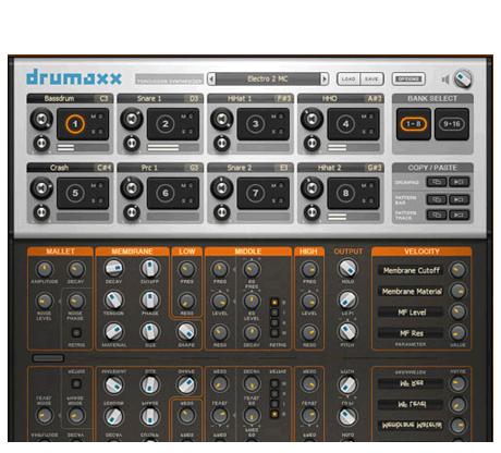 IL Drumaxx