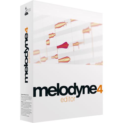 Melodyne Editor 4 add-on License