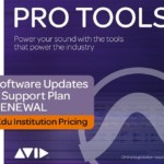 Pro Tools Update and Support Plan Institution