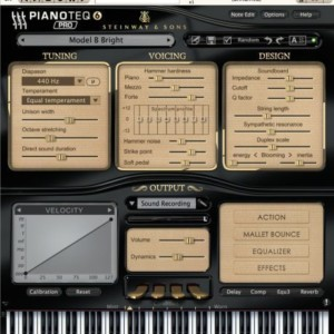 Pianoteq 6 Pro -Stand Upg