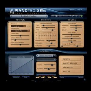 Rock Piano Add-On