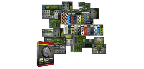 McDSP Everything Pack Native v6.3 Plug-in Bundle (*iLok Required not included)