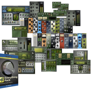 McDSP Everything Pack HD v6.3 Plug-in Bundle