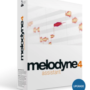 Celemony Melodyne 4 editor - Upgrade from Melodyne uno
