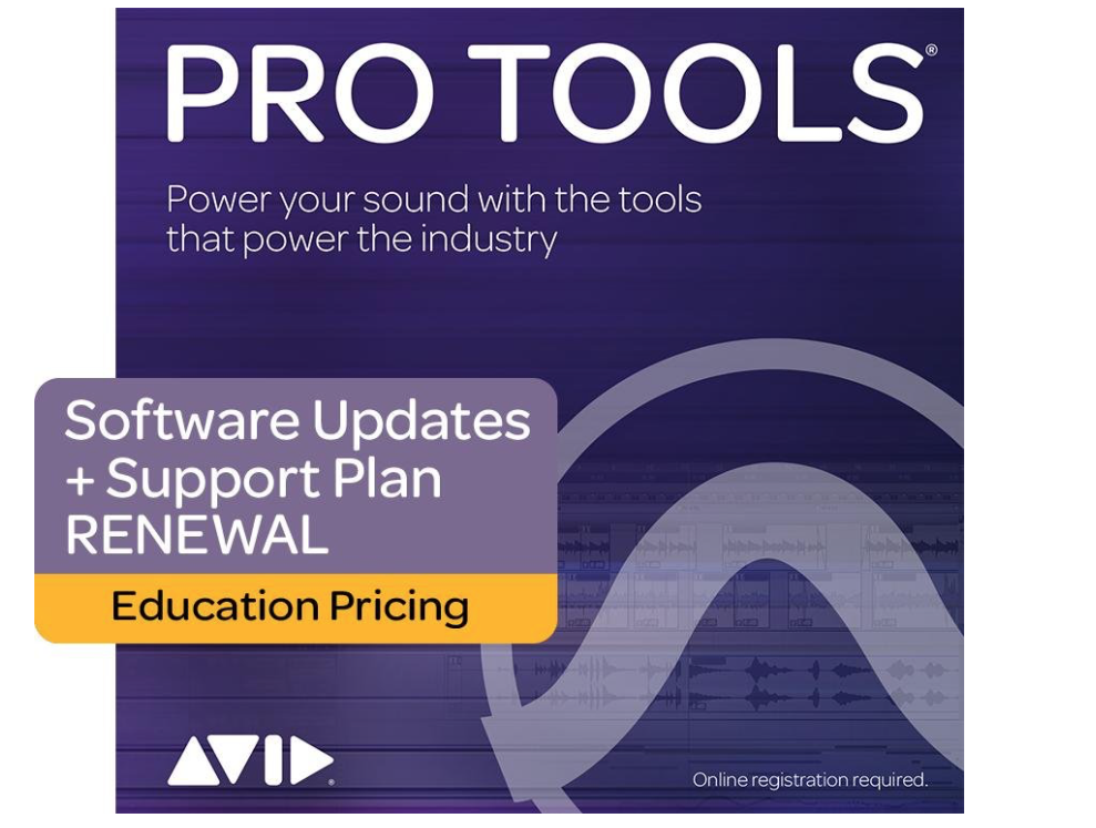 Pro Tools Teachers/College Student Subscription Renewal