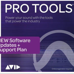 Pro Tools Annual Subscription