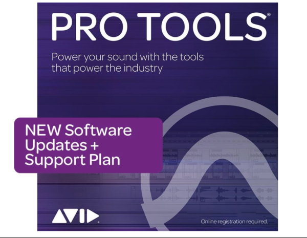 Pro Tools Update and Support Plan