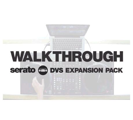 Serato DJ DVS Exp Pack