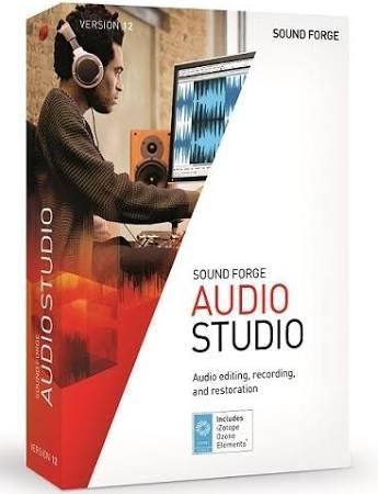 Sound Forge Aud Studio 12