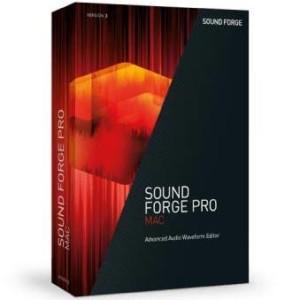Sound Forge Pro Mac 3