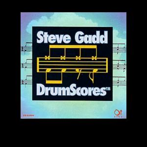 Steve Gadd Drumscores