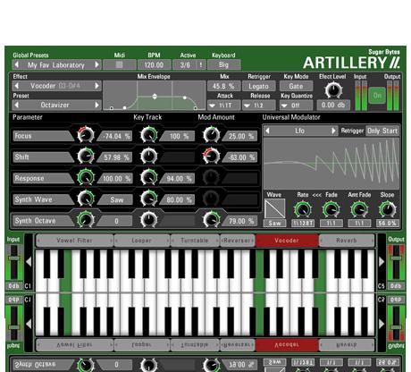 Sugar Bytes Artillery 2