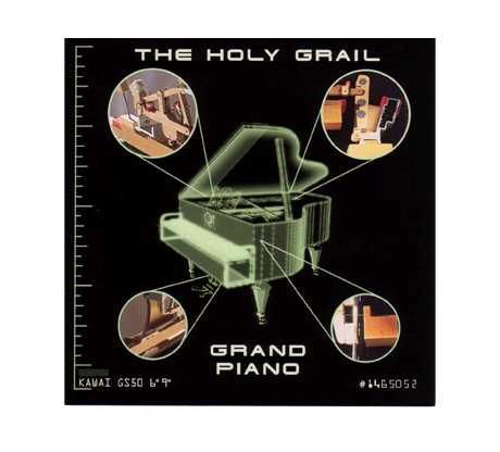 The Holy Grail Piano