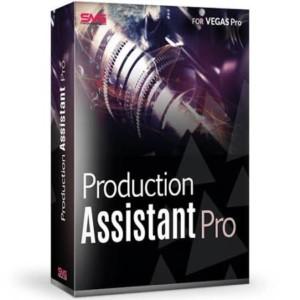 Vegas Pro Production Asst