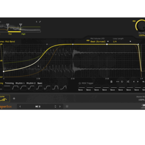 VolumeShaper 5
