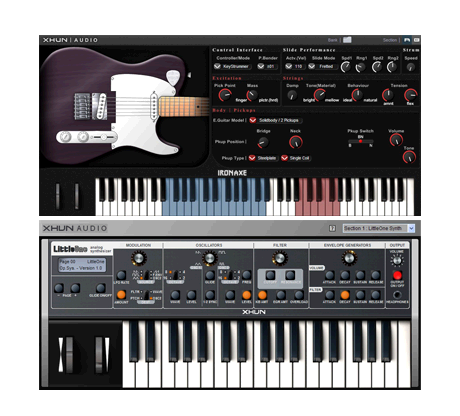 Xhun Instruments Bundle