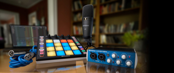 PreSonus ATOM Pad Producer Lab