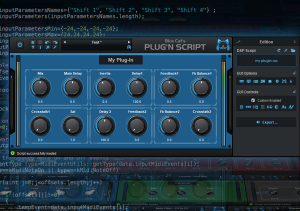 Blue Cat PlugNScript