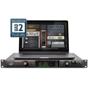 UNIVERSAL AUDIO APOLLO X6 16X22 THUNDERBOLT 3 RECORDING INTERFACE